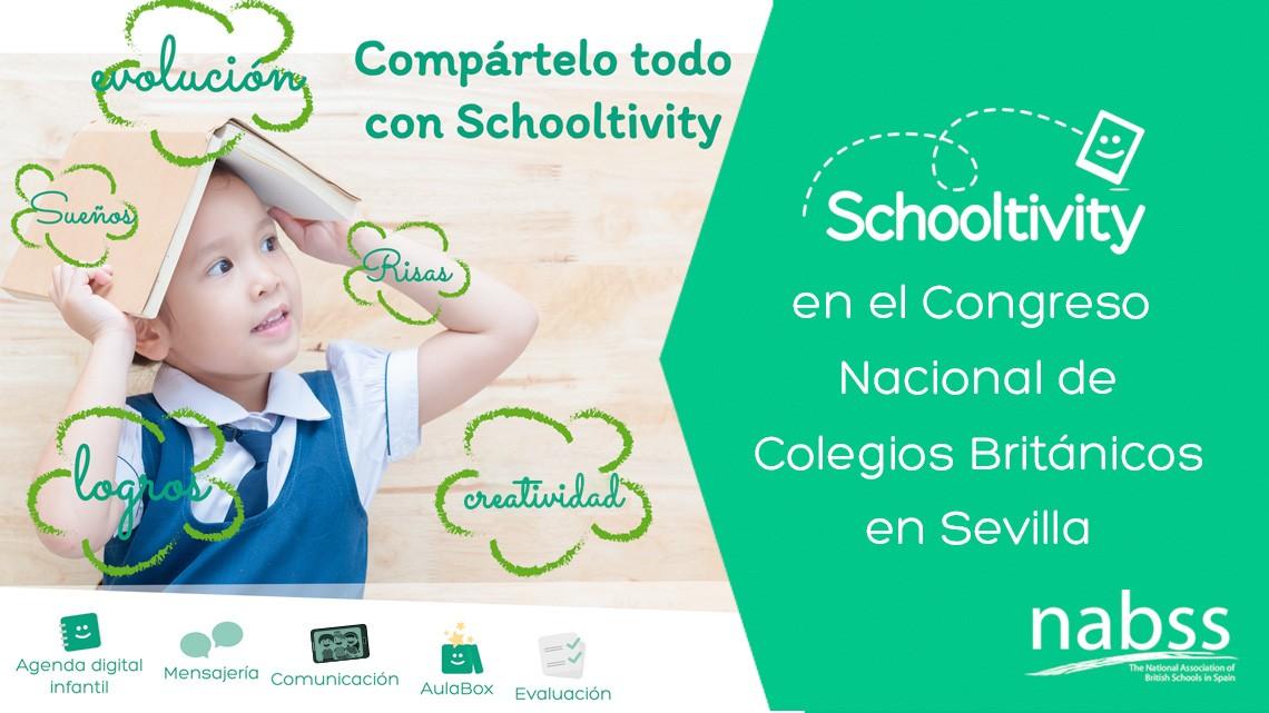 Schooltivity en el Congreso Nacional de Colegios Británicos en Sevilla